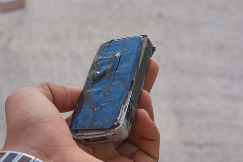 teléfono celular photo